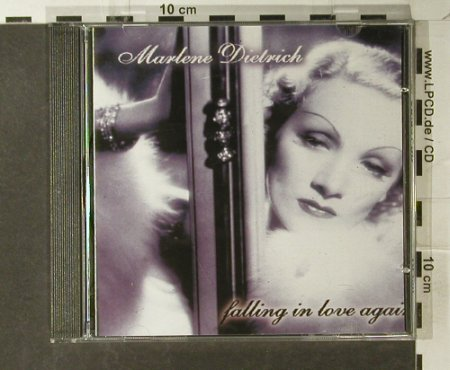 Dietrich,Marlene: Falling In Love Again, Javelin(HADCD217), UK, 1997 - CD - 60658 - 5,00 Euro