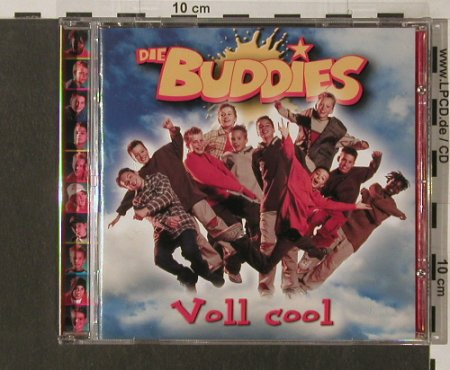 Buddies: Voll Cool, e park(), EU, 2002 - CD - 60984 - 4,00 Euro