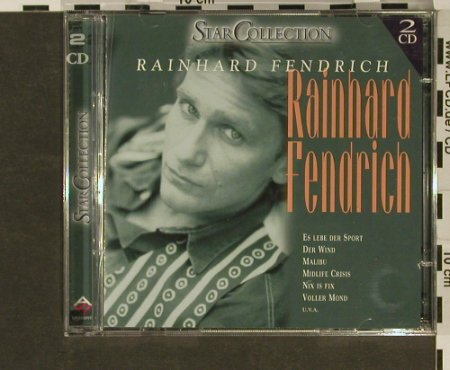 Fendrich,Rainhard: Star Collection, BMG(), EU, 97 - 2CD - 63103 - 7,50 Euro