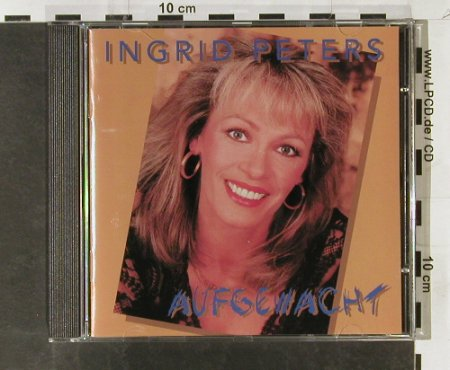 Peters,Ingrid: Aufgewacht, Monopol(), D, 1994 - CD - 63752 - 7,50 Euro