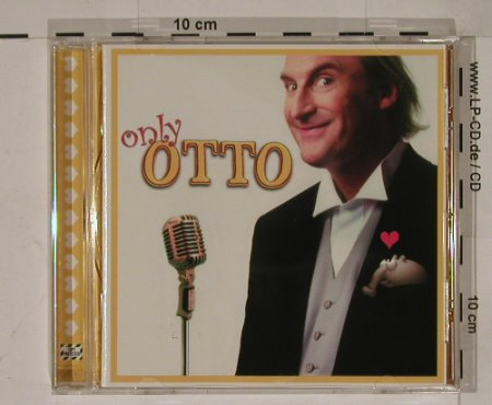 Otto: Only Otto, Polyd.(), D, 02 - CD - 63862 - 10,00 Euro