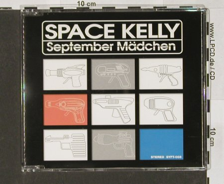 Space Kelly: September Mädchen+3, Syft(), , 00 - CD5inch - 64767 - 2,50 Euro