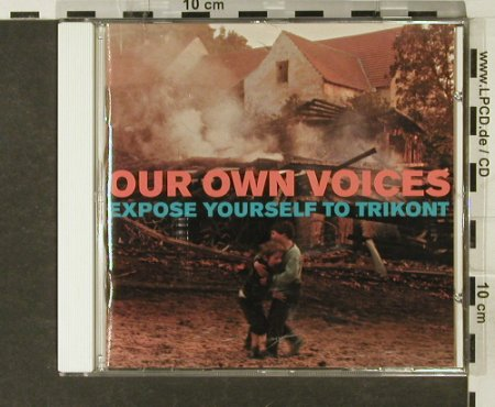 V.A.Our Own Voices: Russendisco...Coco Schmann,23 Tr., Trikont(US-0319), D, 03 - CD - 65336 - 6,00 Euro