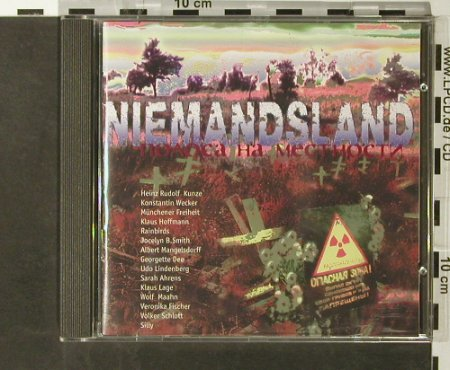 V.A.Niemandsland: Kunze..Silly, 15 Tr., Yontown(), D, 1994 - CD - 66028 - 5,00 Euro