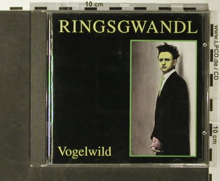 Ringswandl: Vogelwild, Virgin(), D, 1992 - CD - 66197 - 10,00 Euro