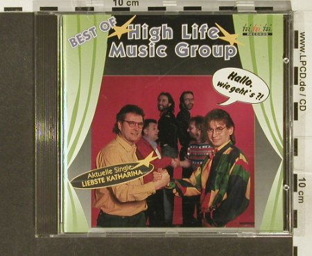 High Life Music Group: Best Of, toi, toi, toi Records(), D, 1994 - CD - 68274 - 5,00 Euro