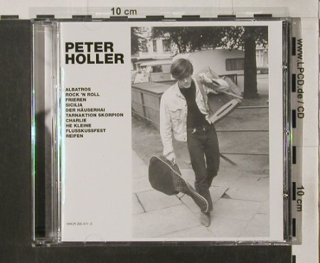 Holler,Peter: Same, HHCR(200 411), , 2004 - CD - 68756 - 10,00 Euro