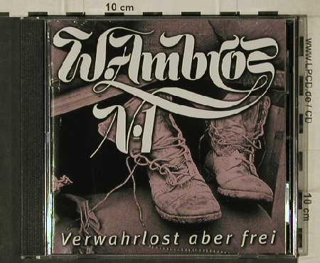 Ambros,Wolfgang: Verwahrlost aber frei, Polydor(533 129-2), D, 1996 - CD - 81433 - 5,00 Euro