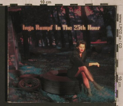 Rumpf,Inga: In The 25th Hour, Digi, Null Vier Null(HH 9602-2), D, 1996 - CD - 82037 - 10,00 Euro
