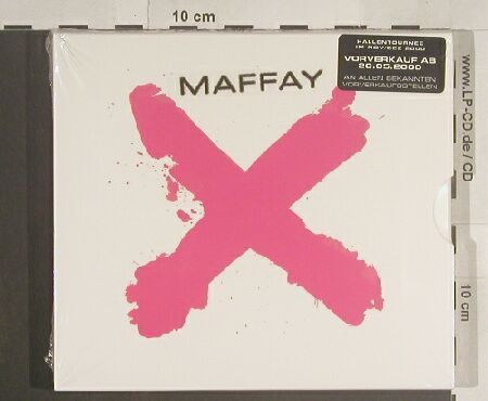 Maffay,Peter: X, Digi, FS-New, Ariola(74321 73738 2), D, 2000 - CD - 90264 - 10,00 Euro
