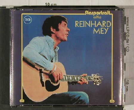 Mey,Reinhard: Starportrait, Intercord(), D, 1986 - 2CD - 90907 - 12,50 Euro