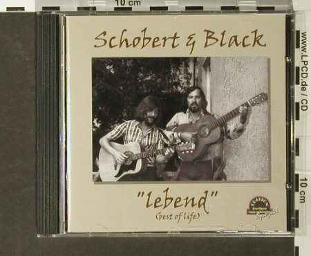 Schobert & Black: Lebend, Duophon(), D, 2000 - CD - 93661 - 11,50 Euro
