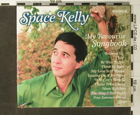 Space Kelly: My Favourite Songbook, Digi, FS-New, El Muto Rec.(EL  Muto 014), D, 2006 - CD - 93694 - 12,50 Euro
