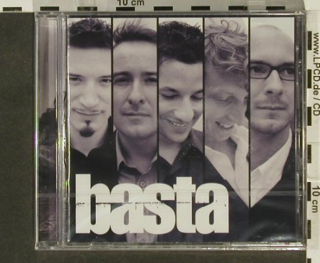 Basta: Same, FS-New, BMG(), EU, 2002 - CD - 94472 - 7,50 Euro