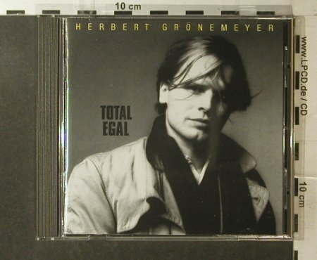 Grönemeyer,Herbert: Total Egal, Interc.(), D, 1982 - CD - 96000 - 10,00 Euro