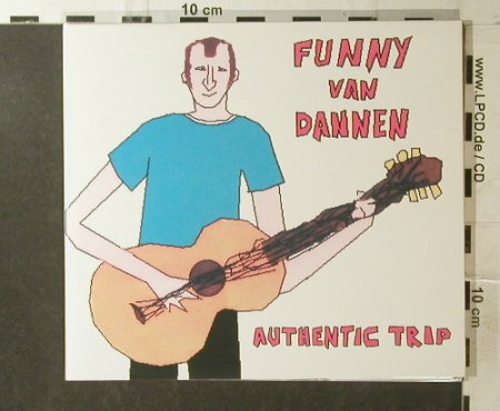 van Dannen,Funny: Authentic Trip, Digi, Trikont(US-0346), D, 2005 - CD - 96030 - 10,00 Euro