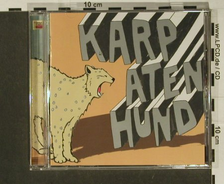 Karpatenhund: #3, Virgin(3887652), EU, 2007 - CD - 97275 - 10,00 Euro