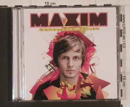 Maxin: Rückwärts fallen, Rootdown Records(), EU, 2008 - CD - 99647 - 10,00 Euro