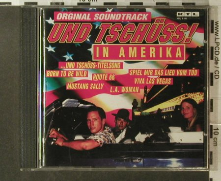 Und Tschüss In Amerika: Original Soundtrack, Ultrapop(0098432ULT), D, 1996 - CD - 50026 - 5,00 Euro