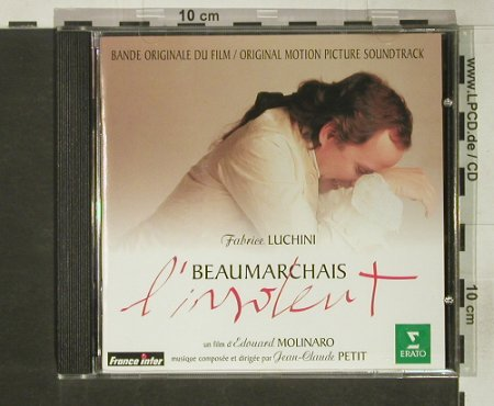 Beaumarchais L'Insolent: Original Soundtrack, Erato(), D, 1996 - CD - 50146 - 7,50 Euro