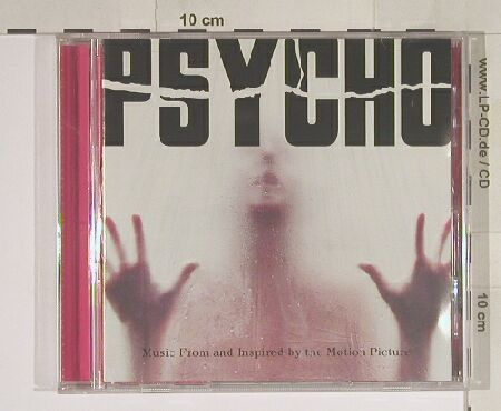 Psycho: Soundtrack,14Tr. V.A., Geffen(), EU, 98 - CD - 50348 - 7,50 Euro