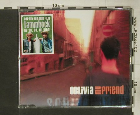 Oblivia: My Friend+2+video ( Lammbock ), BMG(), , 2001 - CD5inch - 51028 - 2,50 Euro