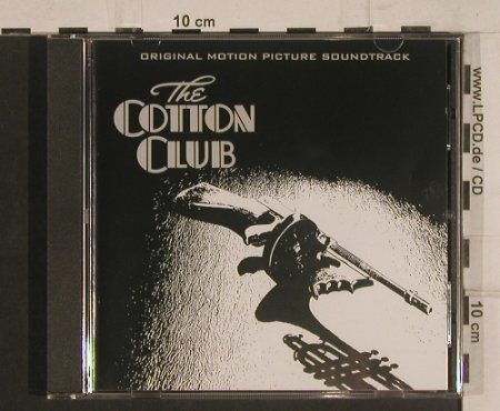Cotton Club: Orig.Soundtr. By John Berry, Geffen(), D, 1984 - CD - 51030 - 5,00 Euro