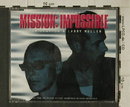 Mission Impossible: Theme*5, Mother(), D, 1996 - CD5inch - 51336 - 1,50 Euro