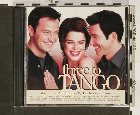 Three To Tango: Music From, 14 Tr. V.A., WB(), D, 1999 - CD - 51614 - 5,00 Euro