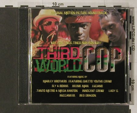 Third World Cop: V.A.13 Tr, Palm(), US, 00 - CD - 51621 - 7,50 Euro