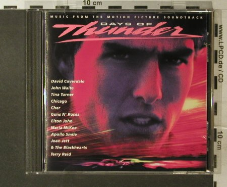 Days Of Thunder: Music From, Epic(), A, 1990 - CD - 51738 - 5,00 Euro