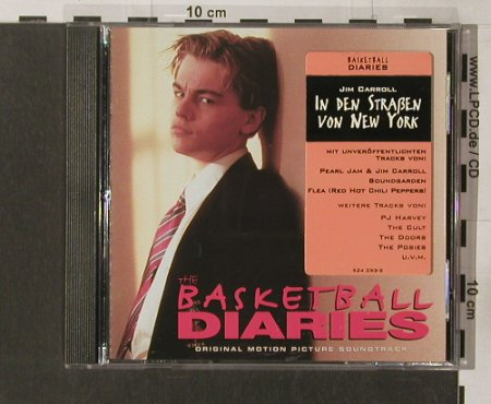 Basketball Diaries: Orig Motion Picture Sound, Isl.(), US, 95 - CD - 51758 - 5,00 Euro