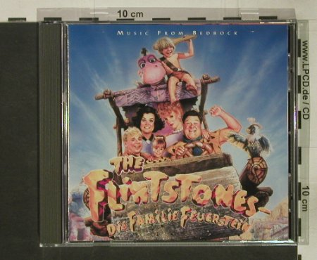 Flintstones: Music From Bedrock, MCA(), D, 1994 - CD - 51795 - 5,00 Euro