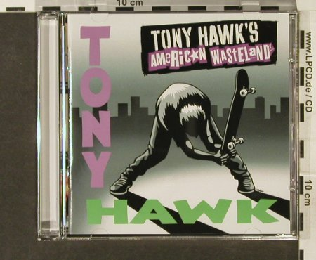V.A.Tony Hawk's American Wasteland: Senses Fail...Rise Against, V.A., Vagrant Rec.(), UK, 2005 - CD - 51919 - 7,50 Euro