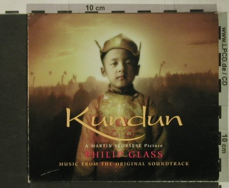 Kundun: Philip Glass, Boxed, Nonesuch(), D, 1997 - CD - 52342 - 10,00 Euro
