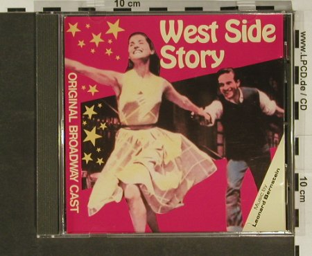 West Side Story: Original Broadway Cast, World Musi(), , 89 - CD - 52354 - 4,00 Euro