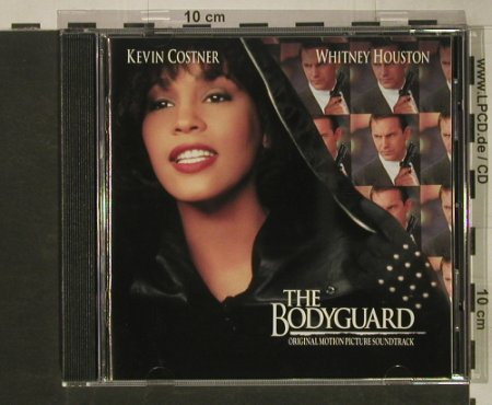 Bodyguard: OST.13Tr.(Whitney Houtson), Arista(), D, 1992 - CD - 52356 - 7,50 Euro