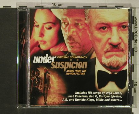 Under Suspicion: 11 Tr. V.A. Ost, EMI Latin(), EU, 2000 - CD - 52396 - 2,00 Euro