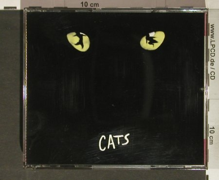 Cats: The Company, Polyd.(817 810-2), D, 81 - 2CD - 52409 - 10,00 Euro