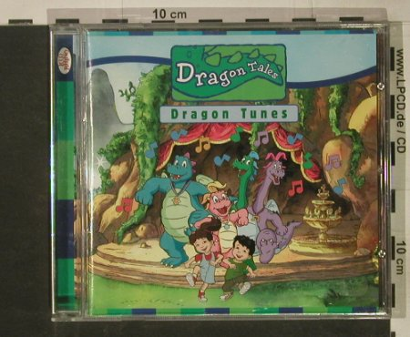 Dragon Tales: Dragon Tunes, KidRhino(), US, 2001 - CD - 52454 - 2,50 Euro