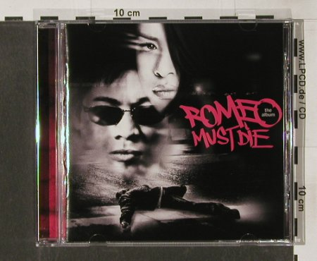 Romeo Must Die: The Album,18 Tr., WB(), D, 00 - CD - 52510 - 7,50 Euro