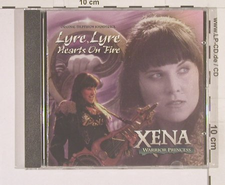 Xena-Warrior Princess: Lyre,Lyre Hearts On Fire, Varese S.(VSD-6145), D, 00 - CD - 52616 - 10,00 Euro