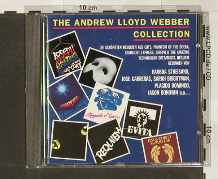 Webber,Andrew L.: The Collection,16Tr., Polyd.(), , 92 - CD - 52671 - 5,00 Euro