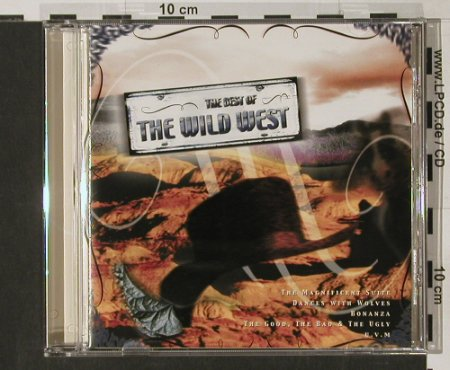 V.A.The Best of the Wild West: 20Tr., Edel(), D, 99 - CD - 52698 - 4,00 Euro