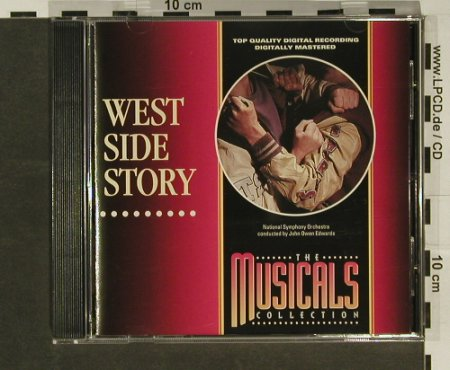 West Side Story: Nat.Symph,Orch.-J.O.Edwards, Orbis 1(), UK, 93 - CD - 52952 - 2,50 Euro