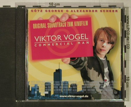 Viktor Vogel - Commercial Man: Original Soundtrack, Edel(), D, 2001 - CD - 53025 - 3,00 Euro