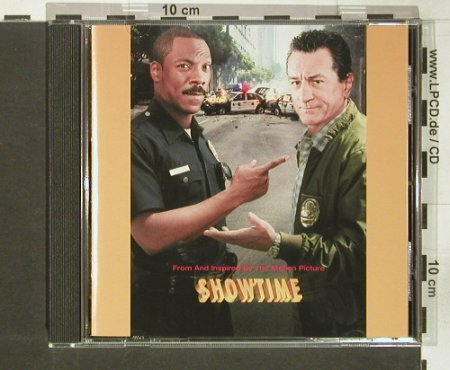 Showtime: From And Inspired By, MCA(112 868-2), EU, 2002 - CD - 53059 - 7,50 Euro
