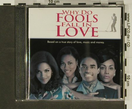 Why Do Fools Fall In Love: 13 Tr.Soundtr, WEA(), D, 98 - CD - 53198 - 5,00 Euro