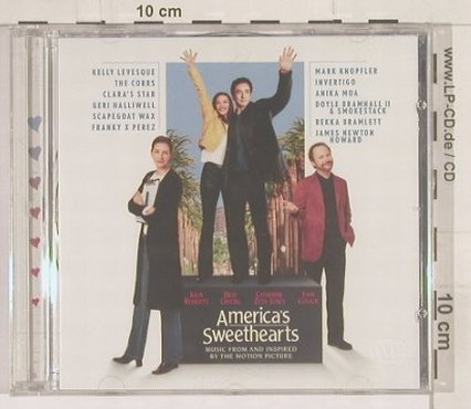 American Sweethearts: 12 Tr. V.A., Atlantic(), US, 01 - CD - 53541 - 2,00 Euro