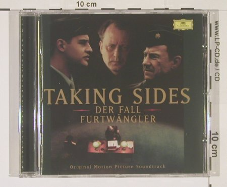 Taking Sides/Der Fall Furtwängler: 11Tr. OST, D.Gr.(), D, 02 - CD - 53610 - 5,00 Euro